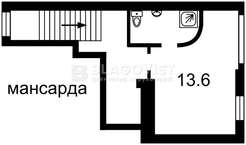 Квартира C-104654, Городецкого Архитектора, 4, Киев - Фото 5