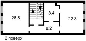 Дом Андрея Малышко, Плюты (Конча-Заспа), Z-405843 - Фото 3