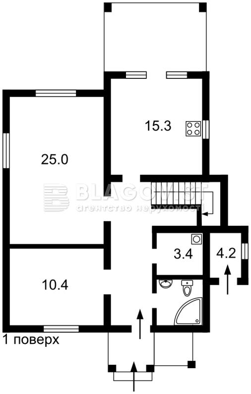 Дом R-18524, Заборье - Фото 2