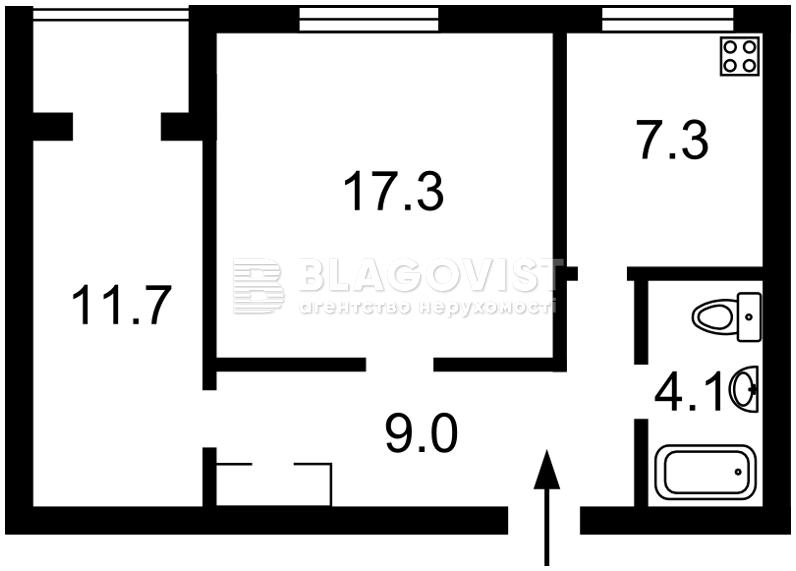 Квартира Z-310293, Коперника, 16б, Киев - Фото 4
