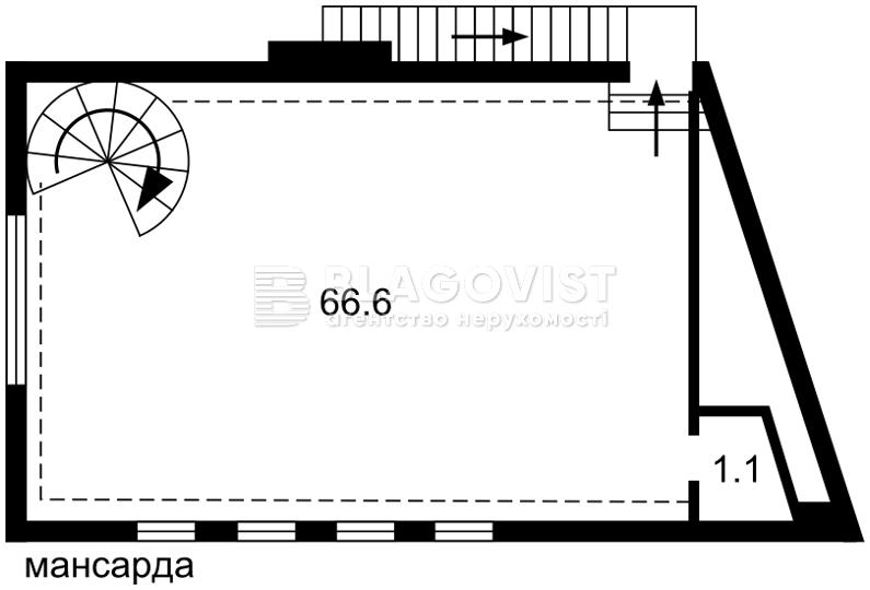 Отдельно стоящее здание, R-19324, Прорезная (Центр), Киев - Фото 5