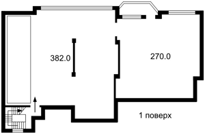 Нежилое помещение, Жилянская, Киев, Z-347447 - Фото 2