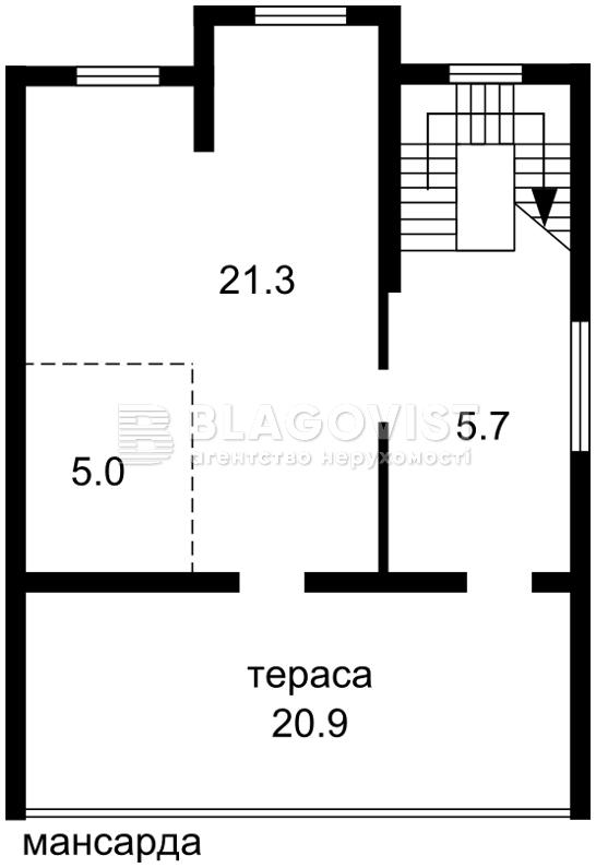 Дом M-33802, Лауреатская, Киев - Фото 9