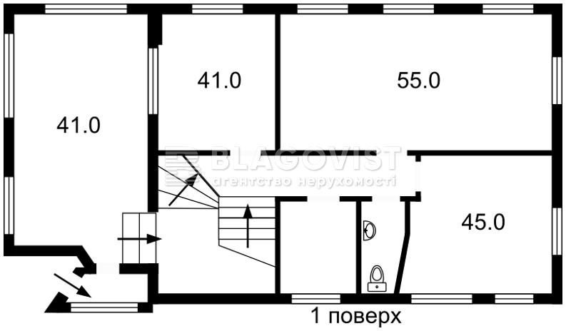 Офис, Редутная, Киев, Z-654921 - Фото 3