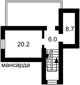 Будинок Гоголя (Бортничі), Київ, M-33875 - Фото 5
