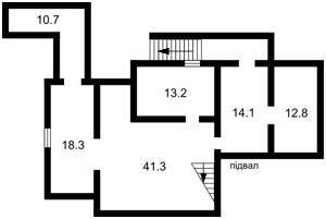 Дом Ватутина, Лесники (Киево-Святошинский), A-109318 - Фото 4