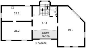 Дом Редутный пер., Киев, R-20254 - Фото 3