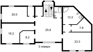 Дом Редутный пер., Киев, R-20254 - Фото 4
