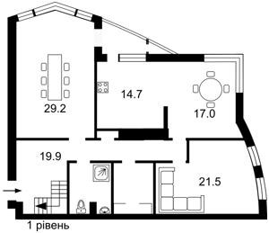 Квартира Леси Украинки бульв., 30б, Киев, A-109330 - Фото2