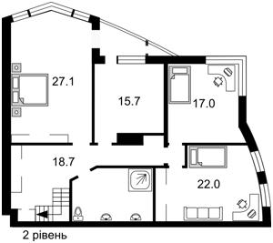 Квартира Леси Украинки бульв., 30б, Киев, A-109330 - Фото 3