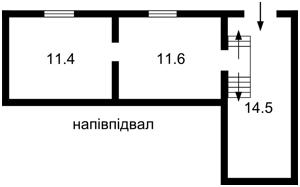 Будинок Степового Якова, Київ, Z-1295028 - Фото 2
