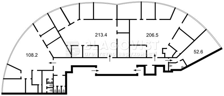 Офіс, D-34309, Болсунівська (Струтинського Сергія), Київ - Фото 2