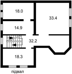 Дом Лебедевка (Вышгородский), A-109358 - Фото2