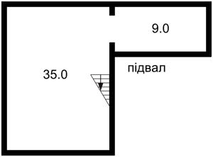 Нежилое помещение, Генерала Алмазова (Кутузова), Киев, A-109369 - Фото2