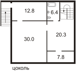 Дом Козин (Конча-Заспа), F-40595 - Фото2