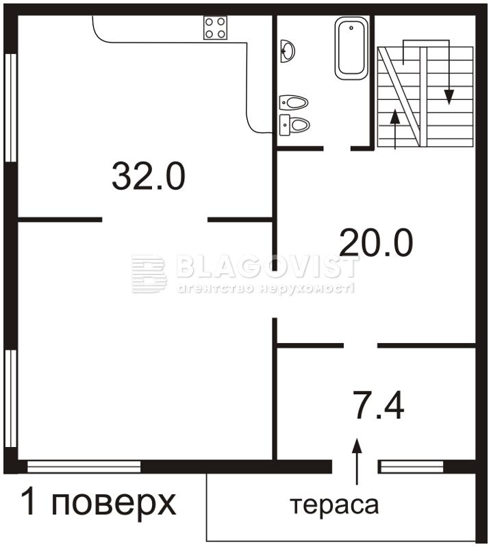 Дом F-40595, Козин (Конча-Заспа) - Фото 6