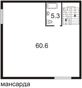 Дом F-40595, Козин (Конча-Заспа) - Фото 8