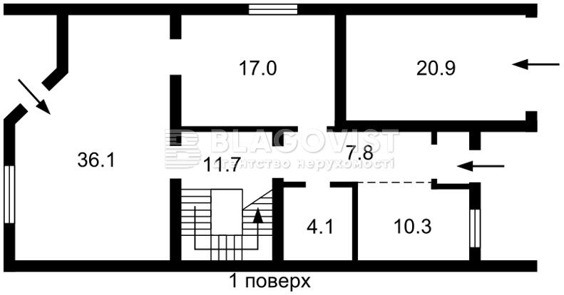 Дом F-40626, Здоровка - Фото 4