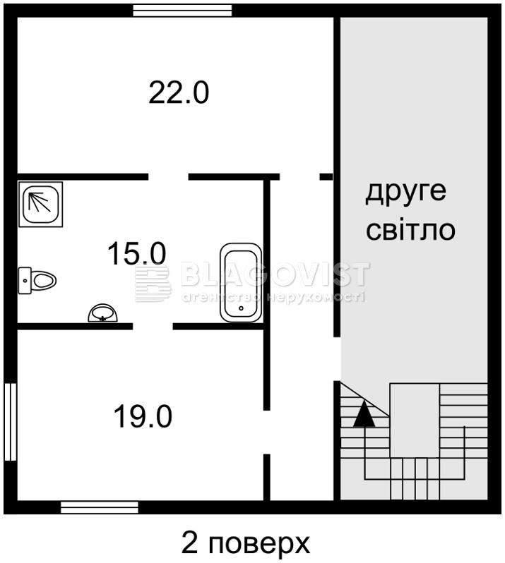 Дом F-40431, Солнечная, Дмитровка (Киево-Святошинский) - Фото 3
