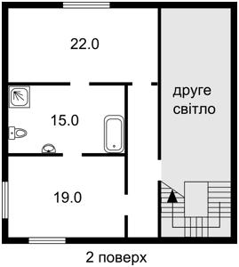 Будинок Сонячна, Дмитрівка (Києво-Святошинський), F-40431 - Фото 3