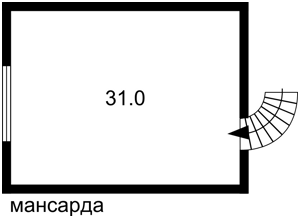 Будинок Сонячна, Дмитрівка (Києво-Святошинський), F-40431 - Фото 4