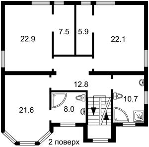 Будинок Ентузіастів, Музичи, F-40269 - Фото 3