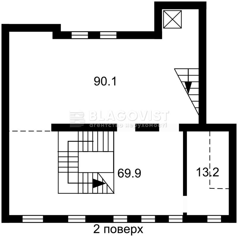 Нежитлове приміщення, E-37852, Толстого Льва, Київ - Фото 6