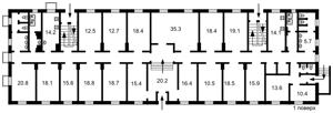 Нежитлове приміщення, Заболотного Академіка, Київ, Z-1692896 - Фото 3