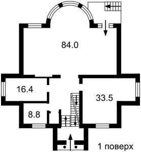 Будинок Польова, В.Дмитровичі, R-20767 - Фото 3