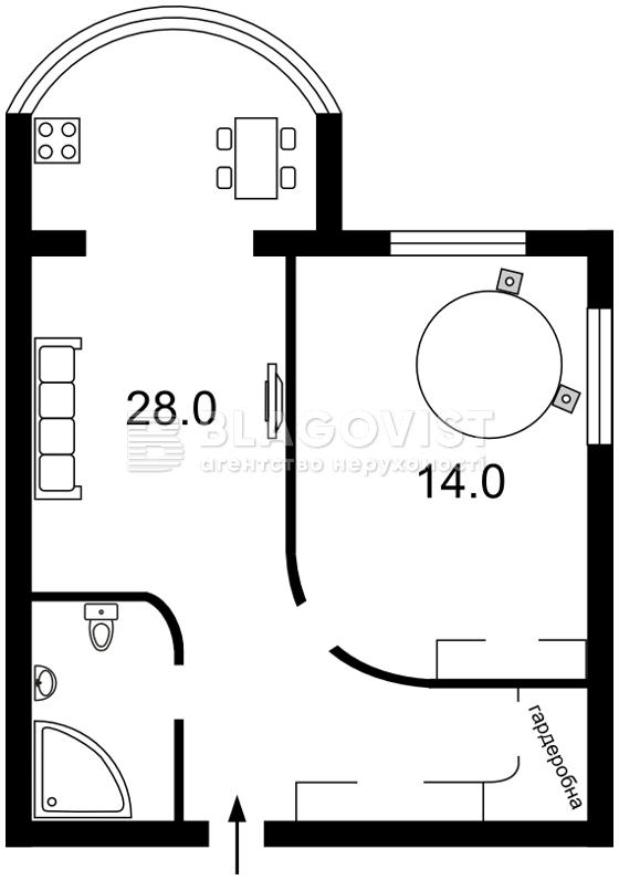 Квартира C-104770, Героїв Сталінграду просп., 8, Київ - Фото 4