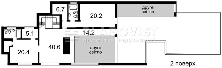 Дом E-37904, Шевченко, Козин (Конча-Заспа) - Фото 3