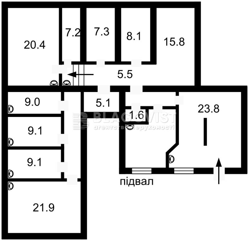Нежитлове приміщення, C-105758, Німанська, Київ - Фото 4