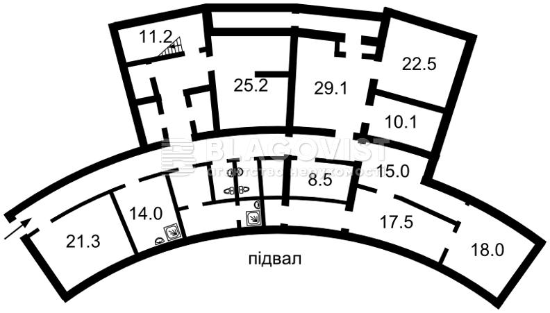 Нежитлове приміщення, E-37935, Гоголівська, Київ - Фото 4