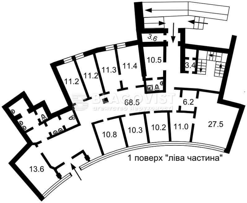 Нежитлове приміщення, E-37935, Гоголівська, Київ - Фото 5