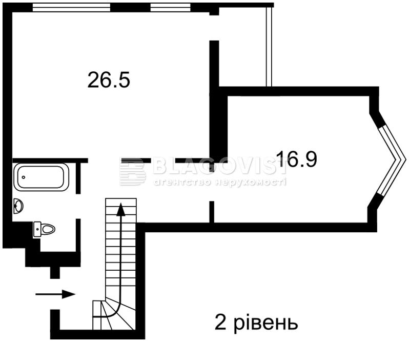 Квартира R-21265, Саперно-Слободская, 24, Киев - Фото 7