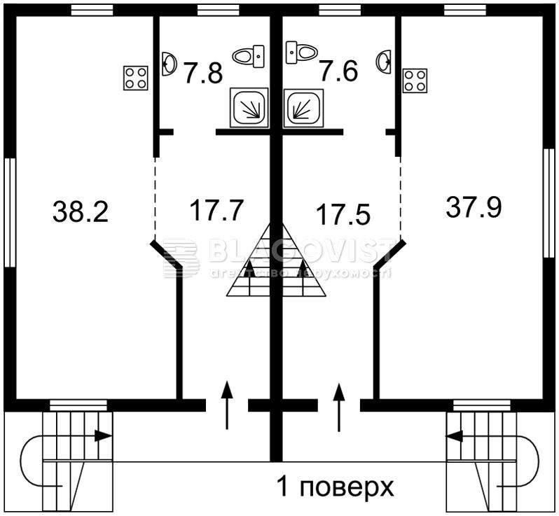 Дом Z-1667341, Квитки-Основьяненко, Киев - Фото 4