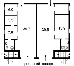 Будинок Квітки-Основ'яненка, Київ, Z-1667341 - Фото2
