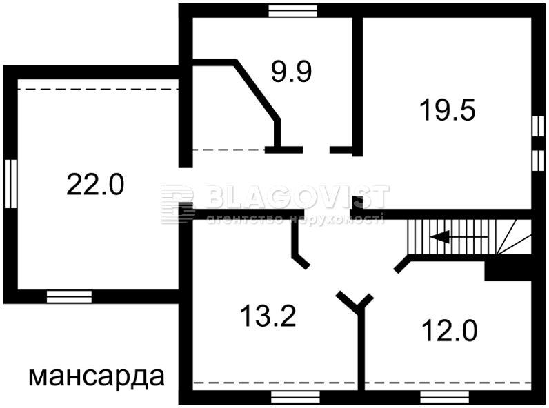 Будинок Z-1154059, Кирпоноса, Київ - Фото 5