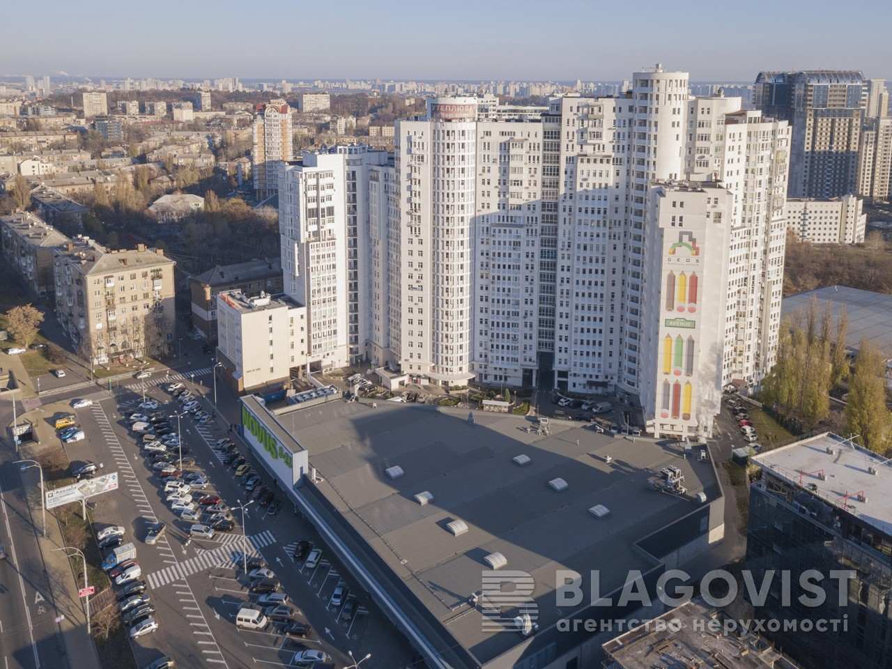 Готель, A-101445, Дружби Народів бул., Київ - Фото 2