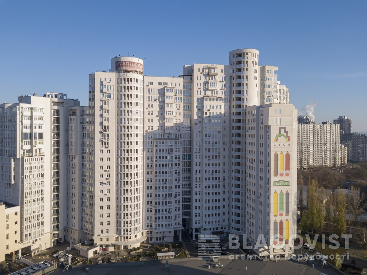 Готель, A-101445, Дружби Народів бул., Київ - Фото 1
