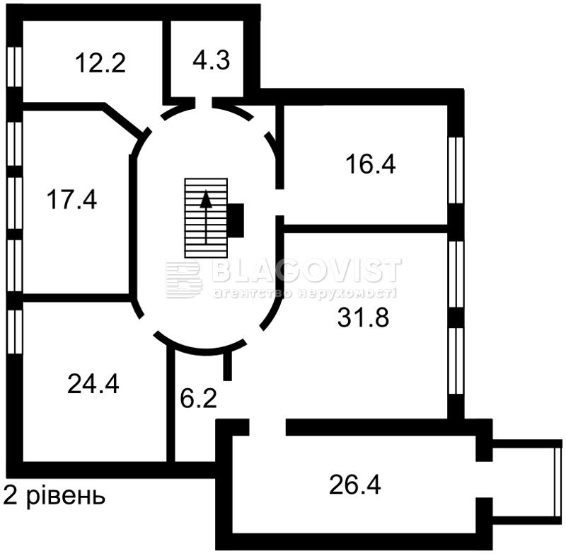 Квартира P-24525, Предславинская, 30, Киев - Фото 4