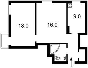 Квартира Десятинна, 1/3, Київ, Z-391375 - Фото2