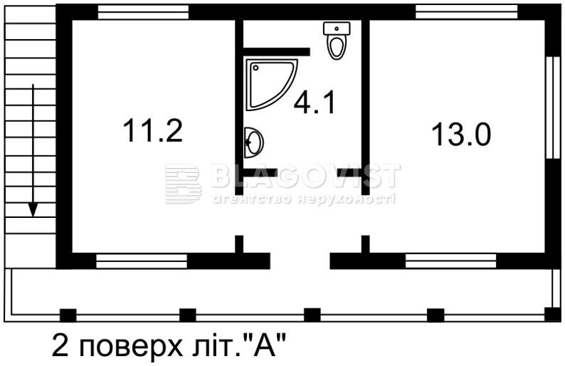 Нежитлове приміщення, F-40841, Комарова, Мила - Фото 4