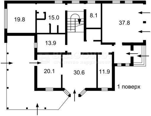 Дом, F-40954
