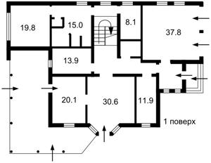 Дом Козин (Конча-Заспа), F-40954 - Фото1