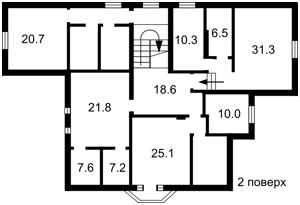Дом Козин (Конча-Заспа), F-40954 - Фото2