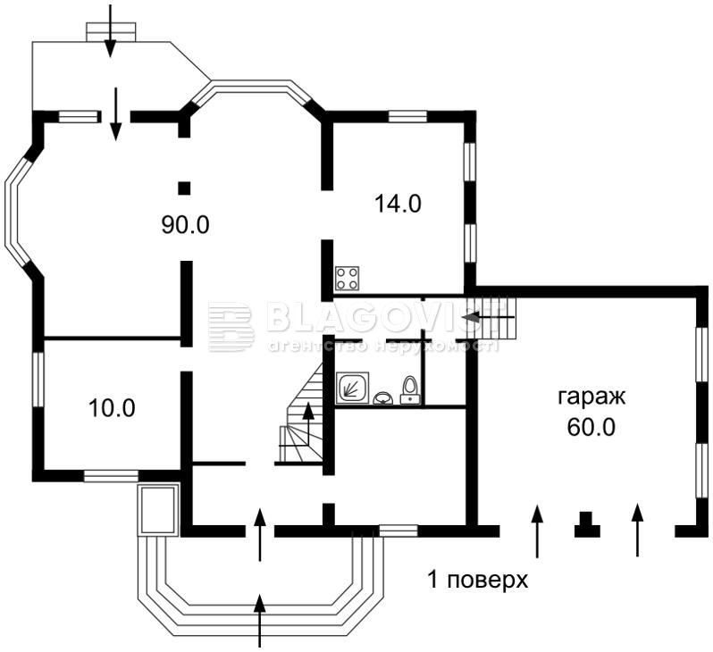 Будинок E-37468, Романків - Фото 4