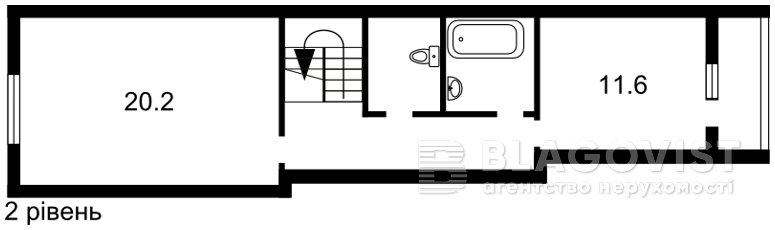 Квартира P-2787, Ревуцкого, 5, Киев - Фото 8