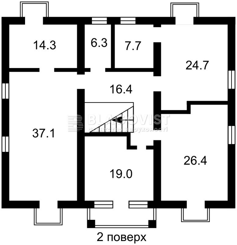Дом P-24775, Сосновая, Гора - Фото 3