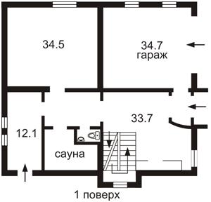 Будинок Червона, Київ, Z-717975 - Фото 2